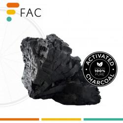 Fac fc120 filtre charbon actif pour hotte de cuisine - Hotte de cuisine avec filtre a charbon ...