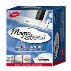 Lingettes Falmec Magic steel spécial Inox 115997