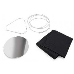 filtre à charbon compatible hotte Elica MOD.EDS3, cod. KIT01916/S