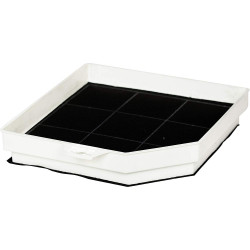 FC62 - filtre à charbon actif pour hotte tiroir Viva VVZ12V00