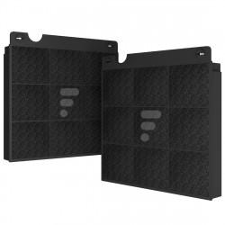Fac Filter -  Filtre à charbon pour Electrolux 9029793818 Elica modèle 15 E3CFE15 TV008A