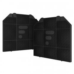 Fac Filter - Filtre charbon Faber type EFF72 Dim.265x235x15mm pour Electrolux - vendu à l'unité