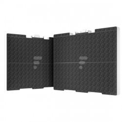 Fac Filter - filtre à charbon actif pour Bosch DHZ5346 SIemens LZ53451 Neff Z5102X1 - 00705432