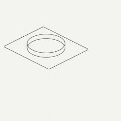 Falmec plaque de sortie ⌀ 200