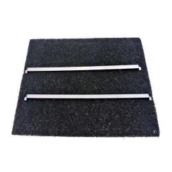 filtre à charbon actif pour hotte De Dierich 74X4364