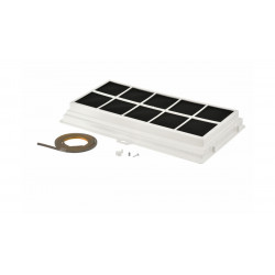 Filtre charbon actif Siemens 00460478 - LX300000 Remplace les produits suivants 00460002 00460001