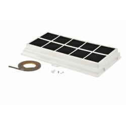 Filtre charbon actif 00460478 - Z5112X0 Remplace les produits suivants 00460002 00460001